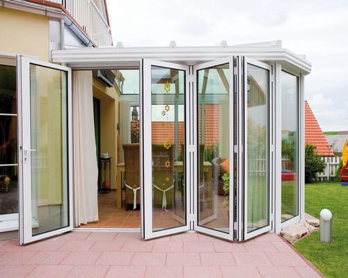 Раздвижные окна и двери для лоджий и террас.